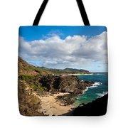Oahu Coastal Getaway Tote Bag