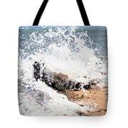 Oahu North Shore Splash Tote Bag