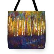 Oak Bay Woods Tote Bag
