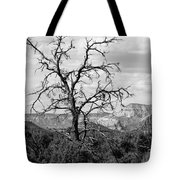 Oak Creek Tree Tote Bag
