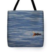 Oak Leaf Floating Tote Bag