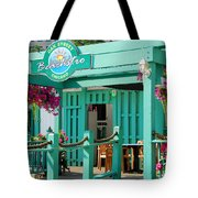 Oak Street Beachstro Tote Bag