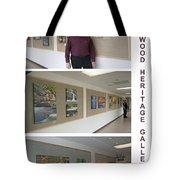 Oakwood Heritage Gallery Exhibit Tote Bag