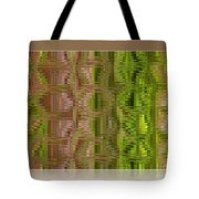 Oasis In The Desert - Abstract Art Tote Bag