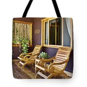 Oasis Of Calm Tote Bag
