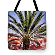 Oasis Palms Tote Bag
