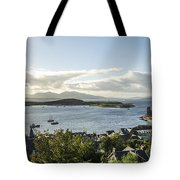 Oban Bay View Tote Bag