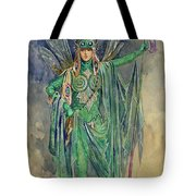 Oberon Tote Bag by C Wilhelm