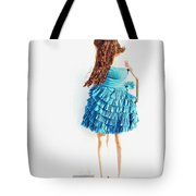 Obscured Tote Bag