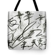 Obstacle To Justice Tote Bag