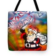 Occupy Christmas Tote Bag