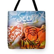 Occupy X-mas Tote Bag