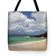 Ocean And Sky Of Makena Beach Tote Bag