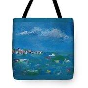 Ocean Delight Tote Bag