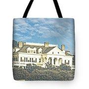 Ocean Drive Mansion Ri Tote Bag