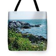 Ocean Drive Newport Ri Tote Bag