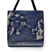 Ocean Rains Tote Bag