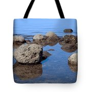 Ocean Rocks Tote Bag