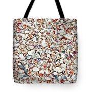 Ocean Shells Tote Bag