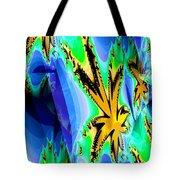 Ocean Stars Tote Bag