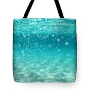 Ocean Tote Bag by Stelios Kleanthous