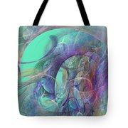 Ocean Symphony I Tote Bag