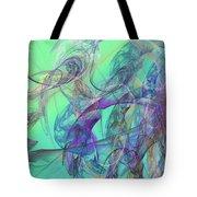 Ocean Symphony II Tote Bag