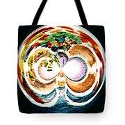 Oceana Orb Tote Bag