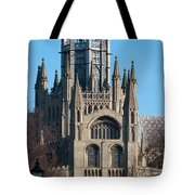 Octagon Tower  Tote Bag