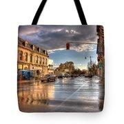 October Rain Tote Bag