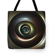 Ocular Lens Tote Bag