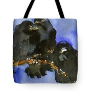Odd Man Out By Schulmanart Tote Bag