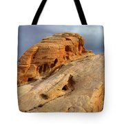 Of Light And Stone Tote Bag