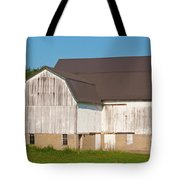 Off Akron Road Tote Bag