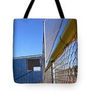 Off Season Dugout Tote Bag