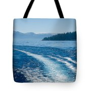 Off The Stern Tote Bag