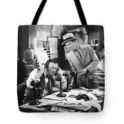 Office Scene, 1920s Tote Bag
