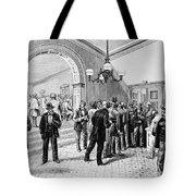 Office-seekers, 1877 Tote Bag