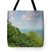 Oh Beautiful For Spacious Skies Tote Bag