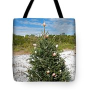 Oh Christmas Tree Florida Style Tote Bag
