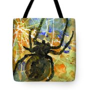 Oh What A Tangled Web We Weave Tote Bag