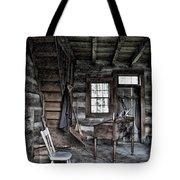 Ohio Cabin Tote Bag