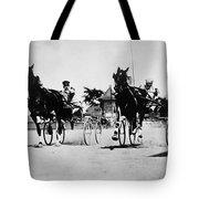 Ohio: Horse Race, 1904 Tote Bag