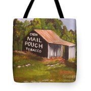 Ohio Mail Pouch Barn Tote Bag
