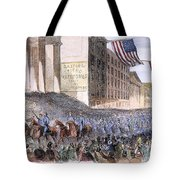 Ohio: Union Parade, 1861 Tote Bag