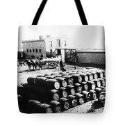 Oil: Montana, 1880 Tote Bag