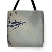 Oil Slick, Mississippi River Delta Tote Bag