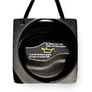 Oil Valve Cap Tote Bag