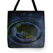 Oily Drop Tote Bag