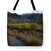 Ojai Valley Tote Bag